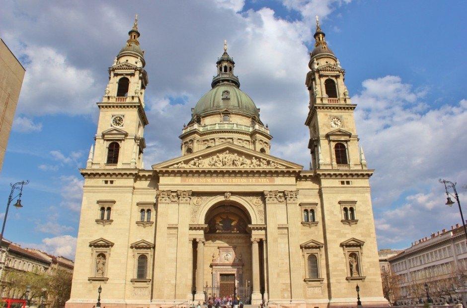 Iconic Budapest sights: St. Istvan's Basilica