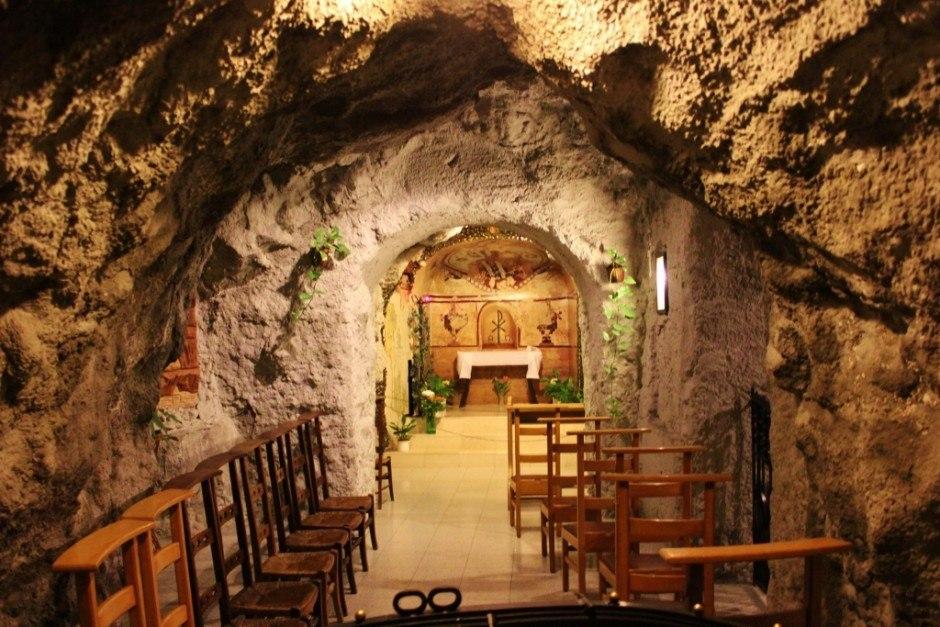 Gellert Hill: Cave Church