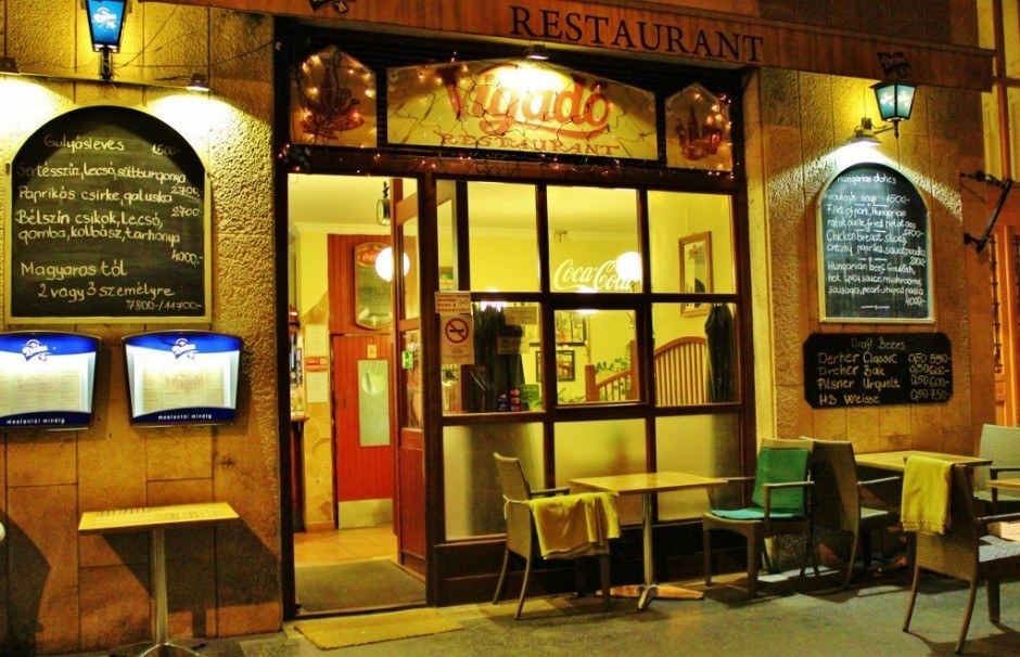 Eating out is an affordable experience in Budapest