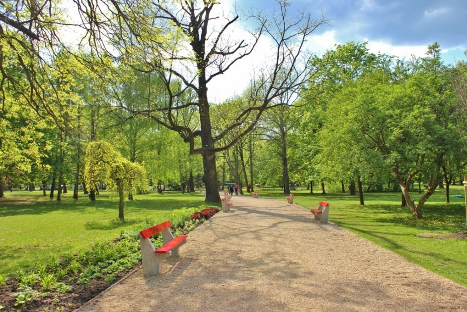 There are several parks in Budapest, including Margaret Island.