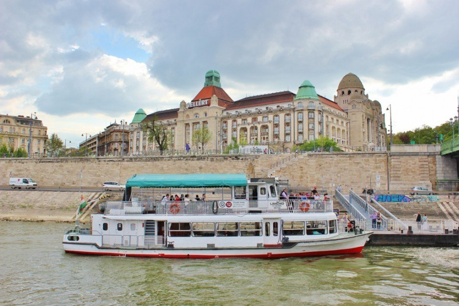 For things to do in Budapest on a budget, take the commuter boat instead of a tourist boat