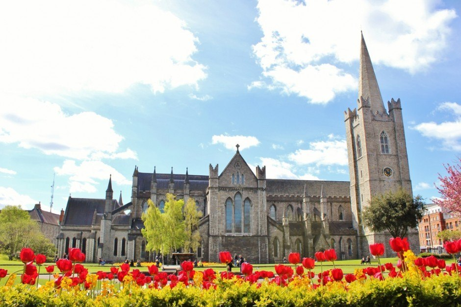 Dublin, Ireland self-guided walking tour: St. Patrick's Cathedral