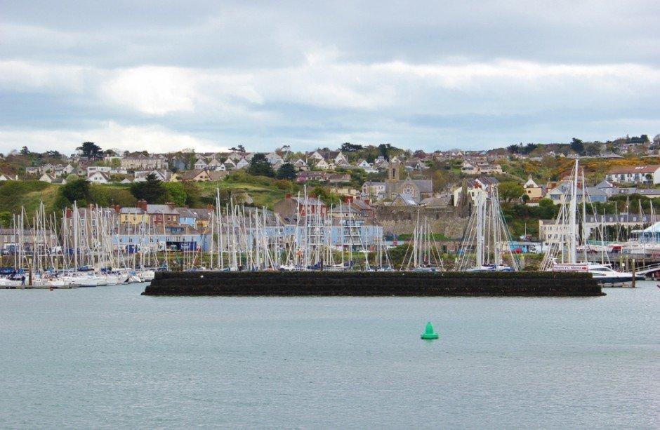 The Howth, Ireland Marina