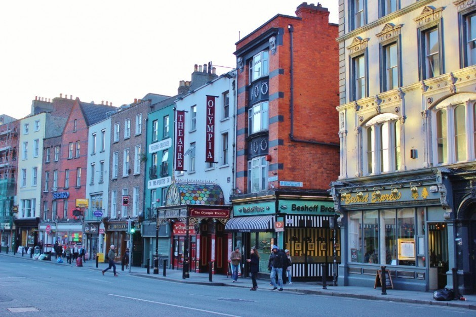 Dublin, Ireland self-guided walking tour: Olympia Theatre