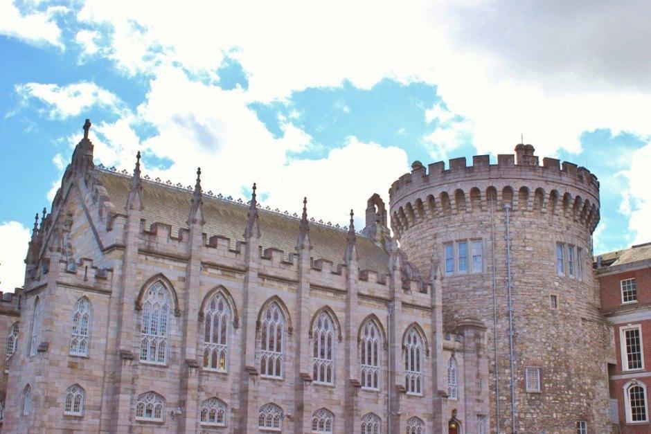 Dublin, Ireland self-guided walking tour: Dublin Castle
