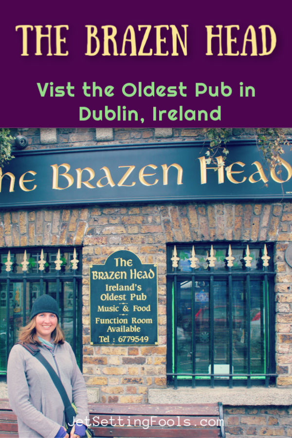 The Brazen Head Dublin Ireland by JetSettingFools.com