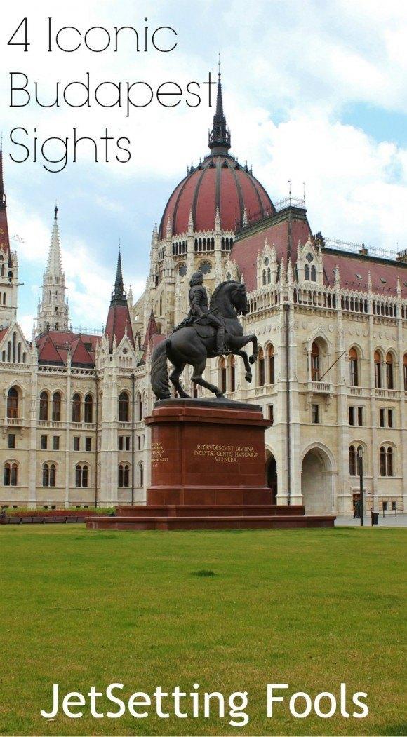 iconic Budapest sights Hungary