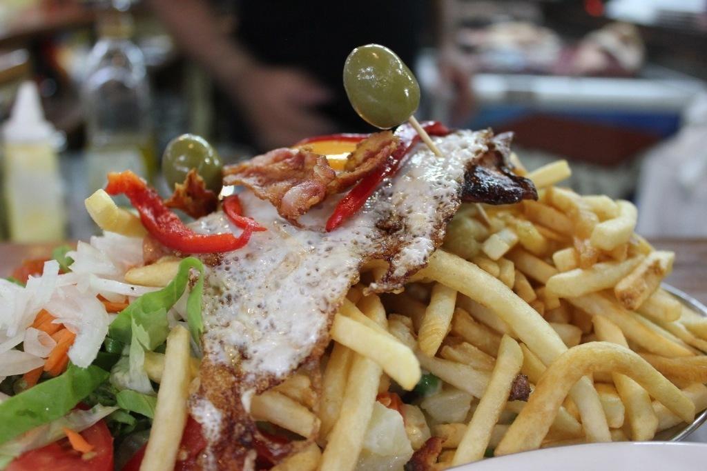 Best Local Cuisine: Chivito