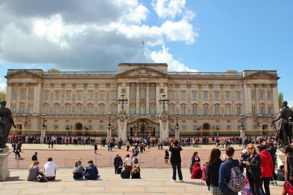 Westminster Sights: Buckingham Palace