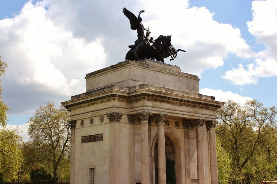 Westminster Sights: Wellington Arch