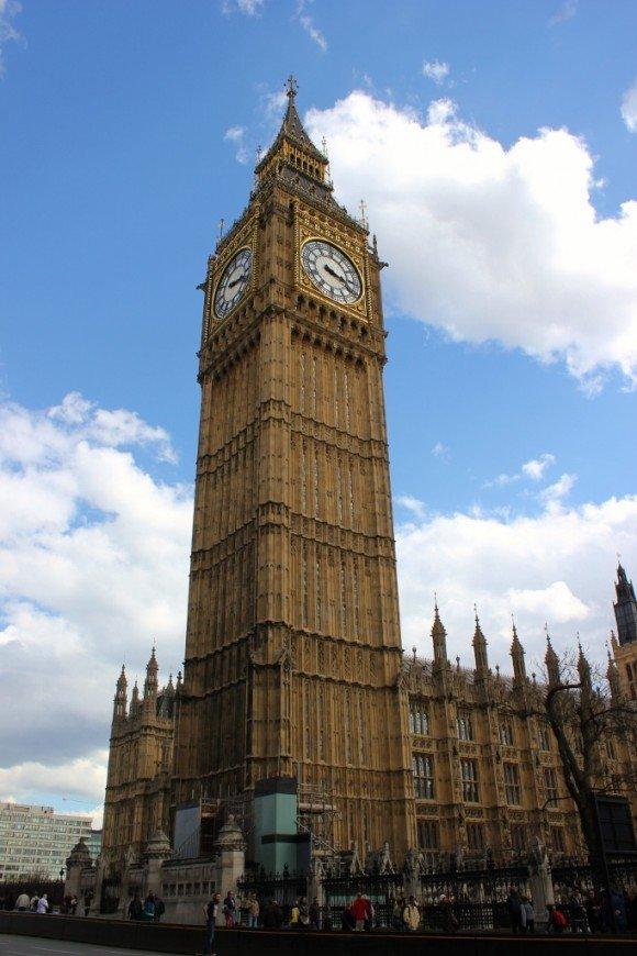 Westminster Sights: Big Ben and Parliament