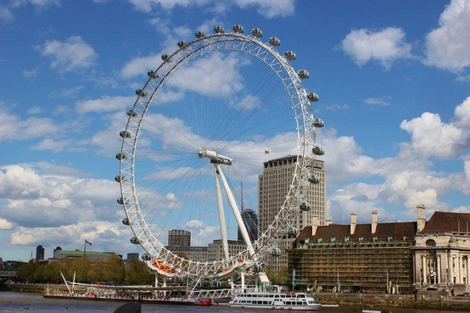 Westminster Sights: London Eye
