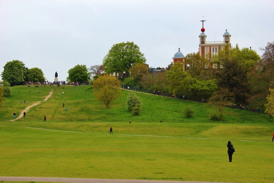 With one day in Greenwich, London spend time in Greenwich Park