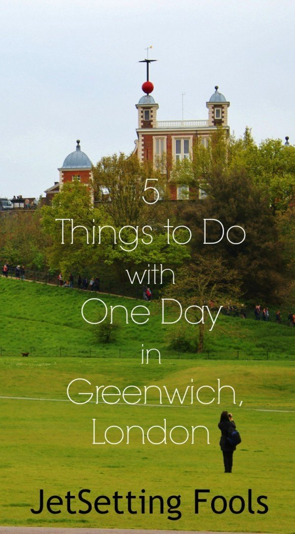 Things to do with one day in Greenwich London