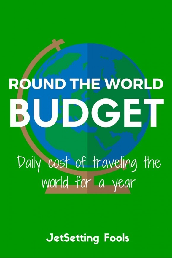 ROUND THE WORLD Budget JetSetting Fools