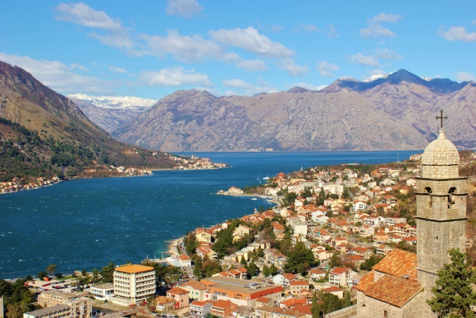 Best Hikes of our Journey: Stunning views from the trail in Kotor, Montenegro