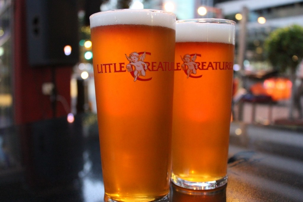 Best Craft Brews of our Journey: Little Creatures Pale Ale, Fremantle, Australia