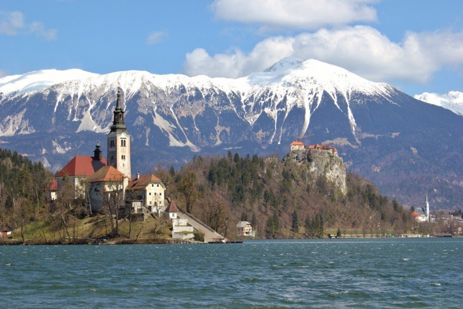 Best Hikes of our Journey: Lake Bled from the lakeside path