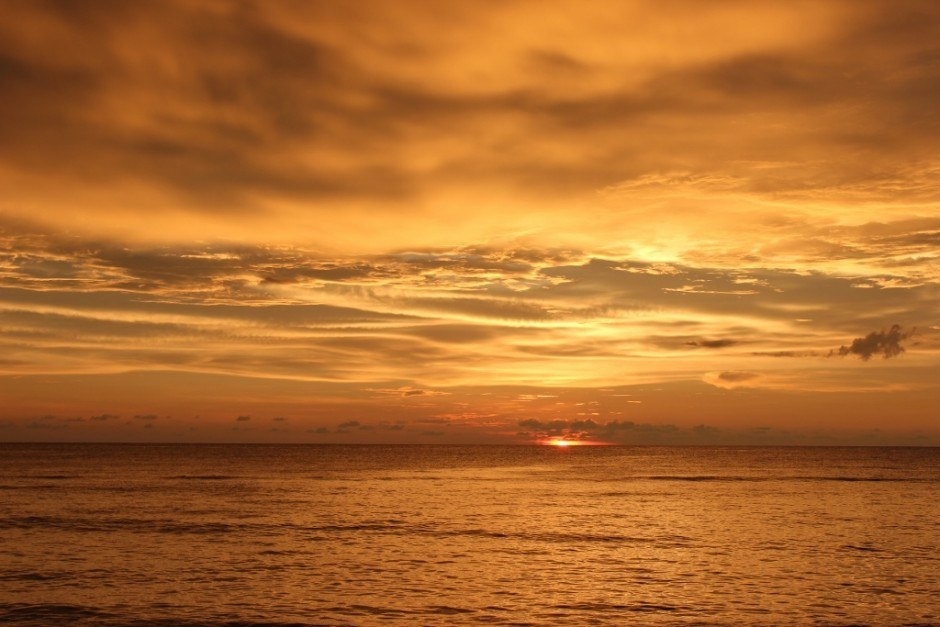Best Sunsets of our Journey: Koh Lanta, Thailand