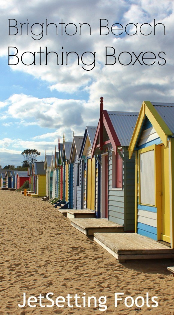 Brighton Beach Bathing Boxes Australia Melbourne JetSetting Fools
