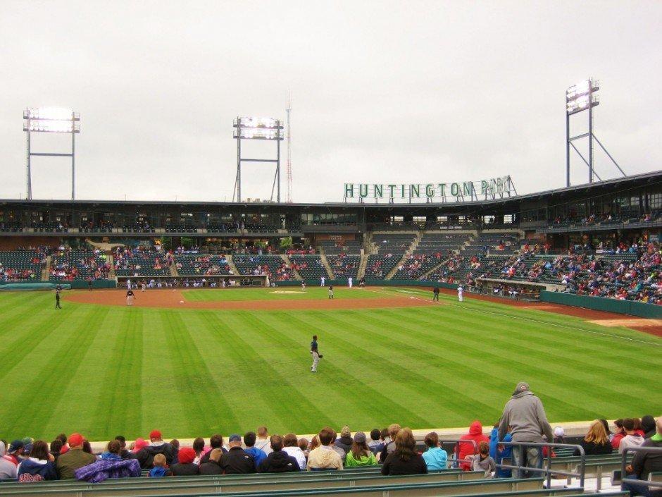 Temporary summertime Ohio residents: Columbus Clippers baseball