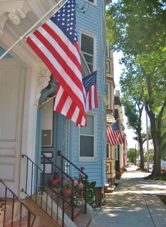 Friends, Futbol and Bar-hopping in Boston: Southie
