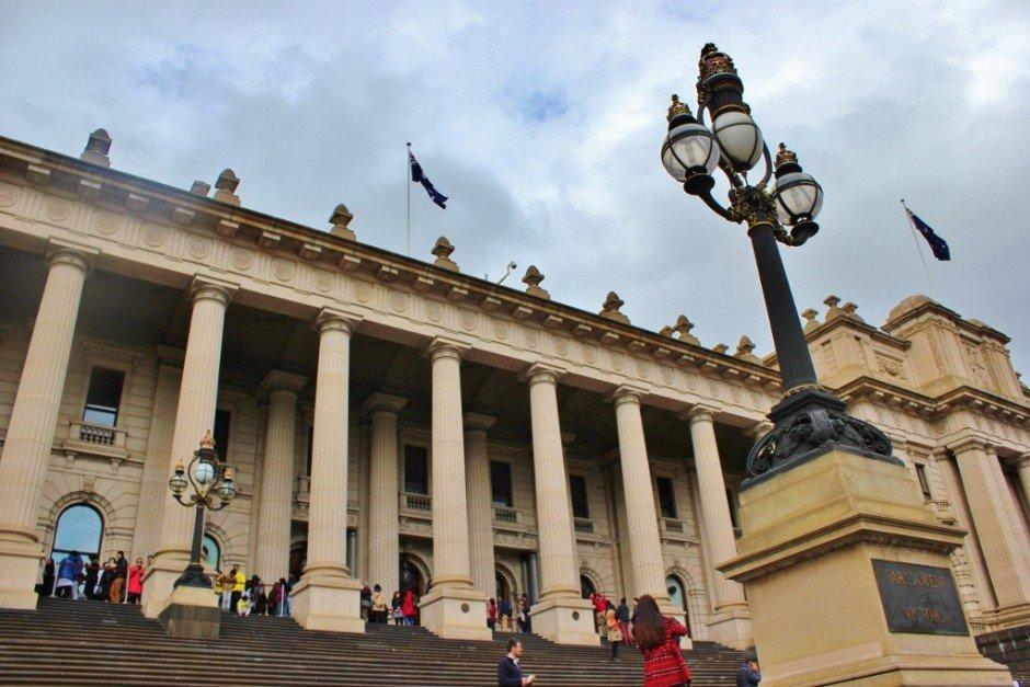 Melbourne Parliament House