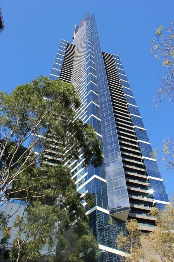 Eureka Skydeck tower