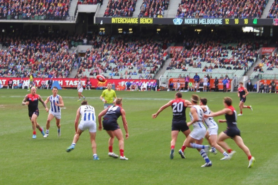 Australian Football League play