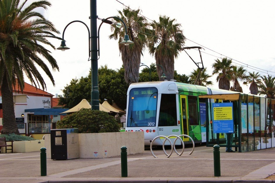 From the CBD, it is easy to Walk from Port Melbourne to St. Kilda using the 109 and 16 trams to and from the city