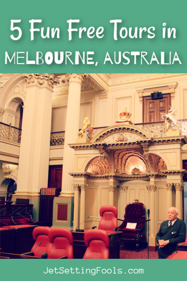5 Fun Free Tours in Melbourne, Australia by JetSettingFools.com
