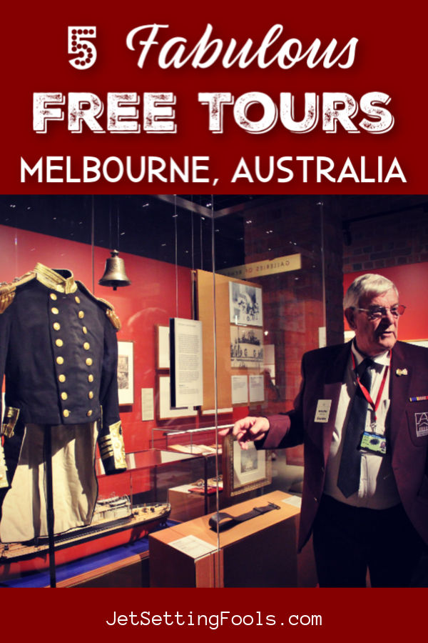 Free Tours in Melbourne, Australia by JetSettingFools.com