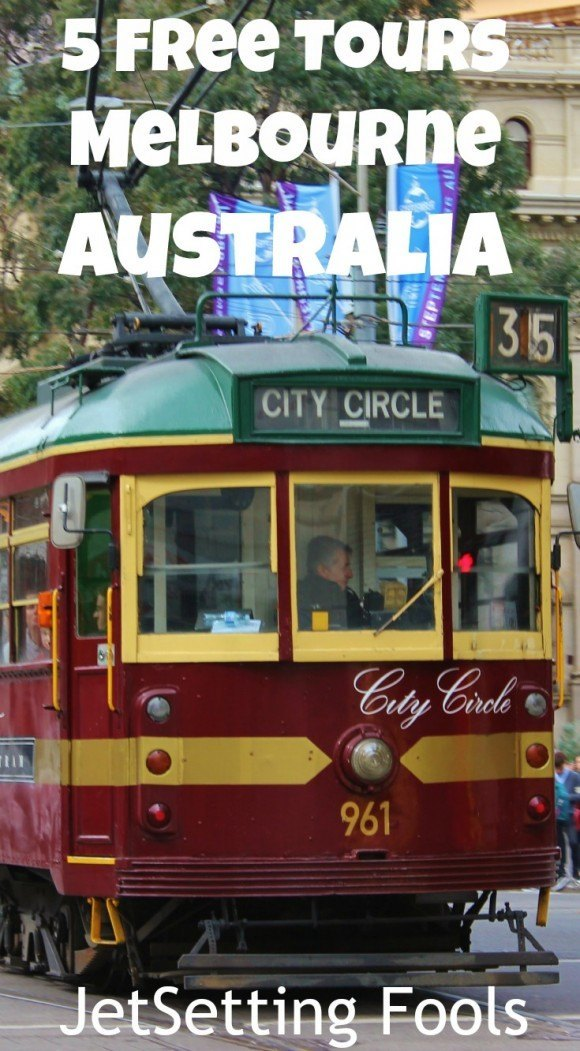 Free tours in Melbourne Australia JetSetting Fools