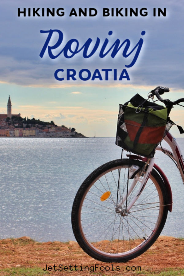 Hiking and Biking Rovinj, Croatia by JetSettingFools.com