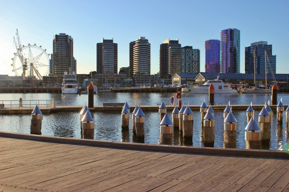 Self-guided walking tour of Melbourne: Stop 18, Docklands