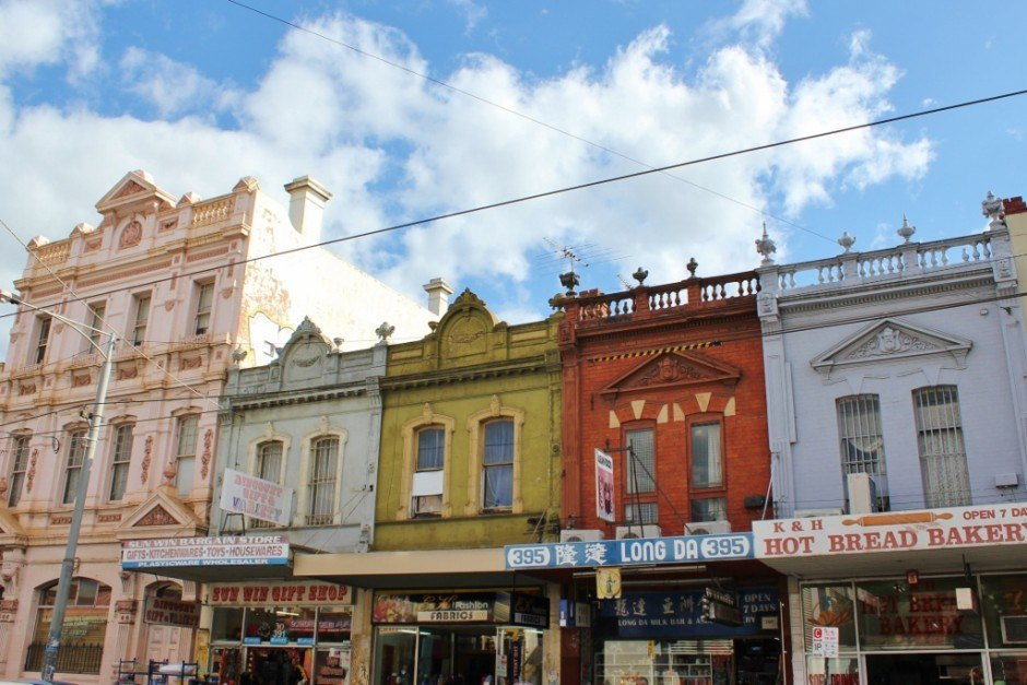 Plenty of historic buildings to see during our Sydney Road pub crawl in Brunswick