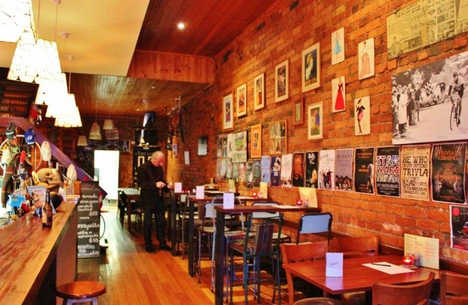 Sydney Road pub crawl in Brunswick: Bar 3; My Handlebar
