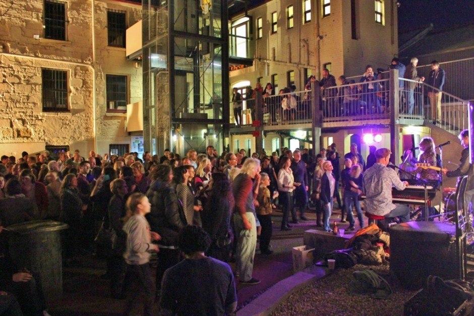 Hobart without a car: Rektango