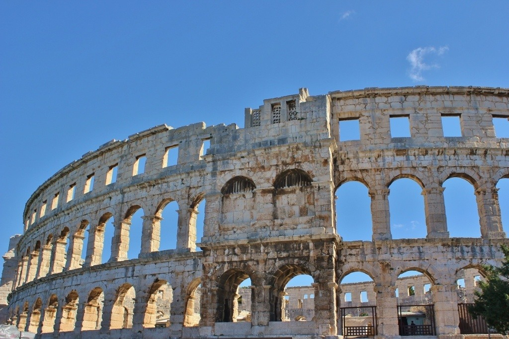 One Day in Pula, Croatia: 8 historic sights to see