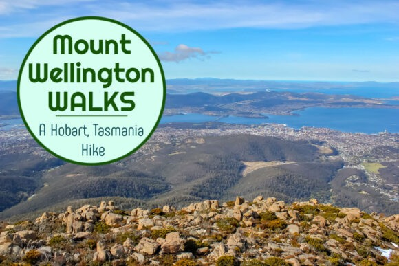 Mount Wellington Walks: A Hobart, Tasmania Hike by JetSettingFools.com