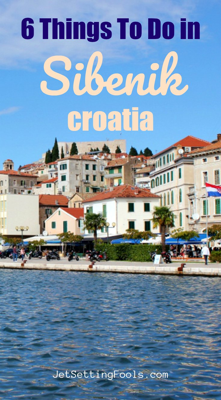 6 Things To Do in Sibenik by JetSetting Fools
