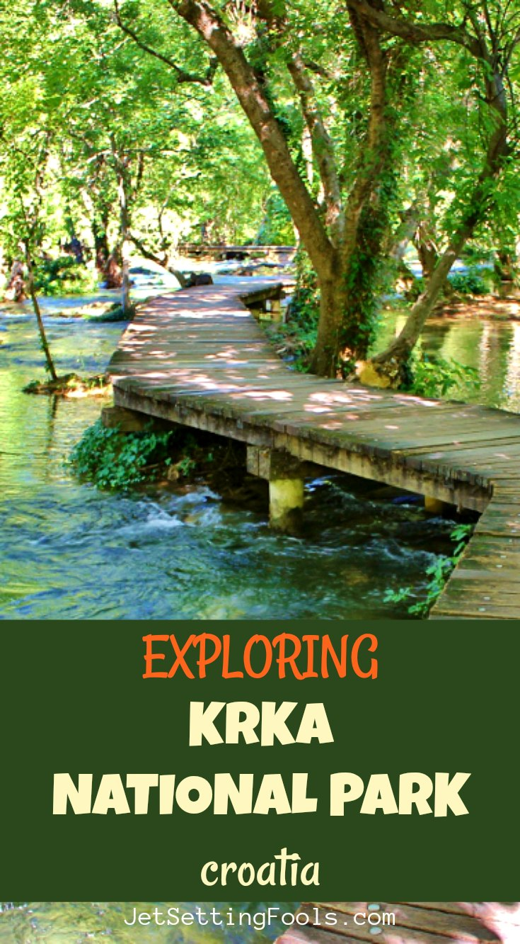 Exploring Krka National Park Croatia by JetSettingFools.com