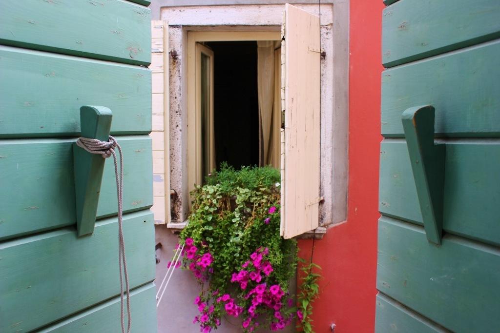 Local life in Rovinj, Croatia