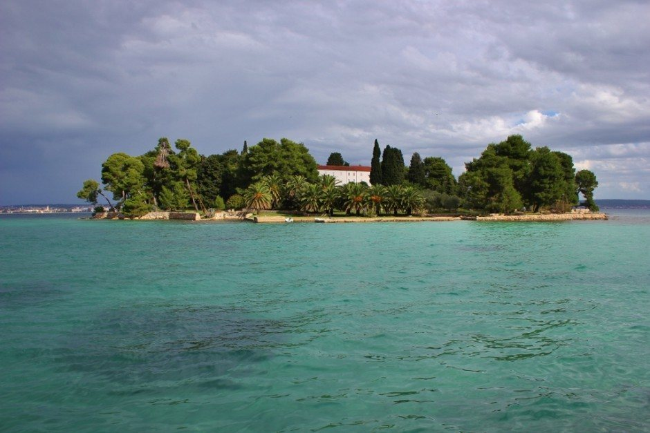 Our boat trip from Zadar to Ugljan allowed us to see the town of Preko