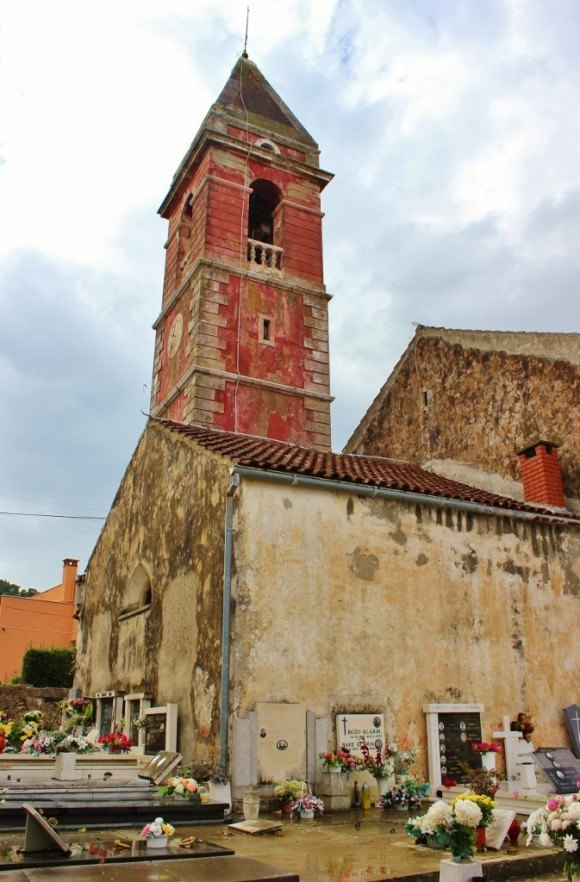 We visited the town of Preko when we took a boat trip from Zadar to Ugljan