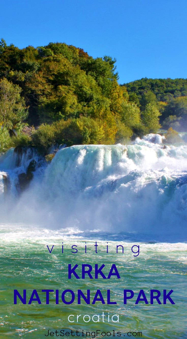 Krka National Park Croatia by JetSettingFools.com