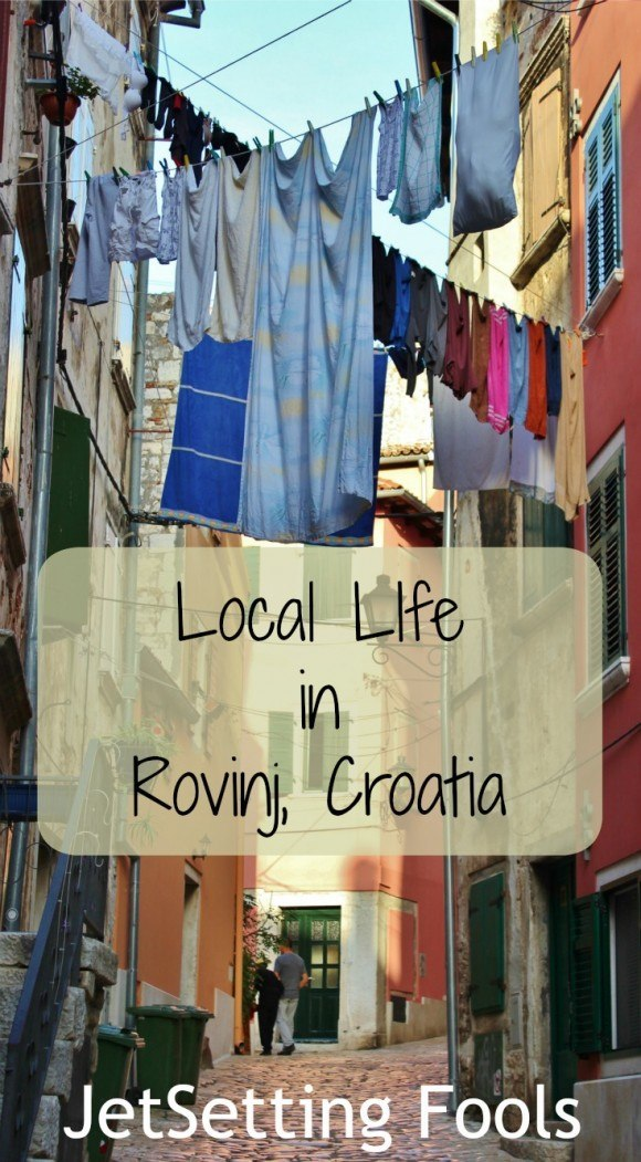 Local Life in Rovinj Croatia Laundry Jetsetting Fools