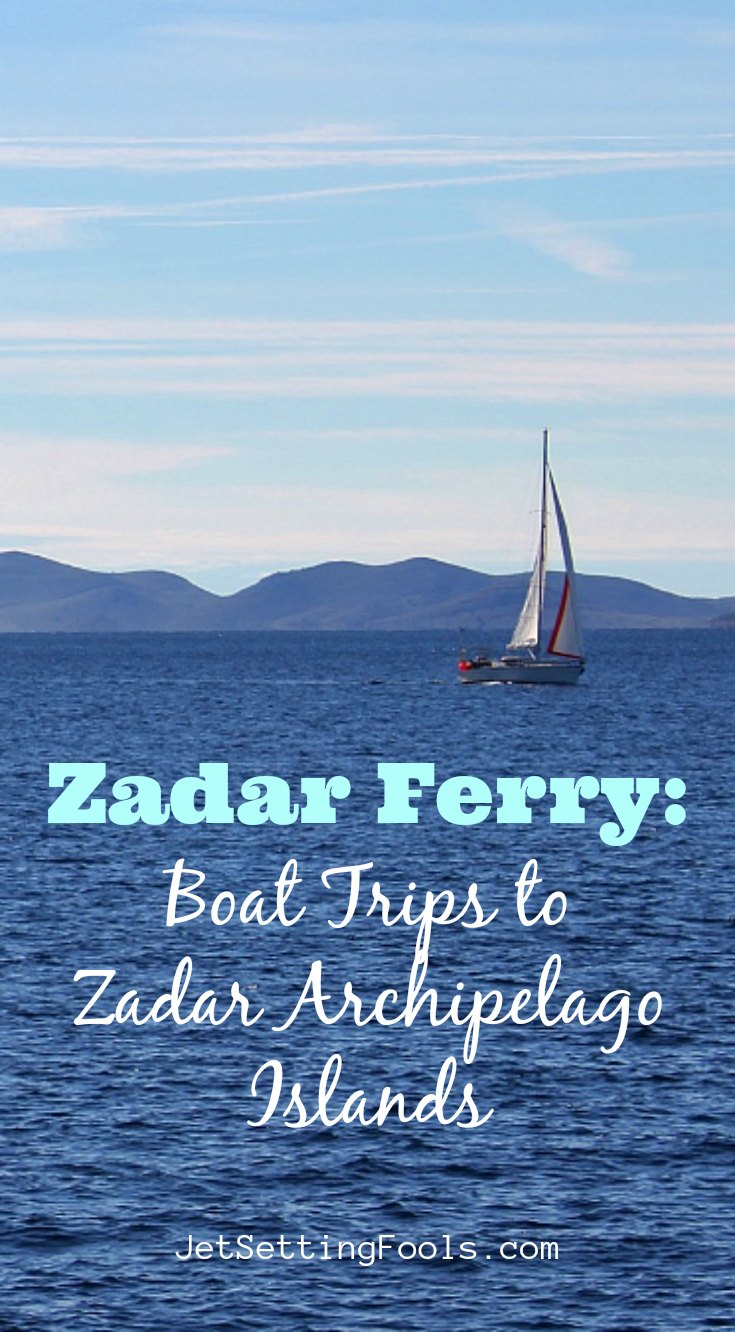 Zadar Boat Trips to Islands in Croatia by JetSettingFools.com