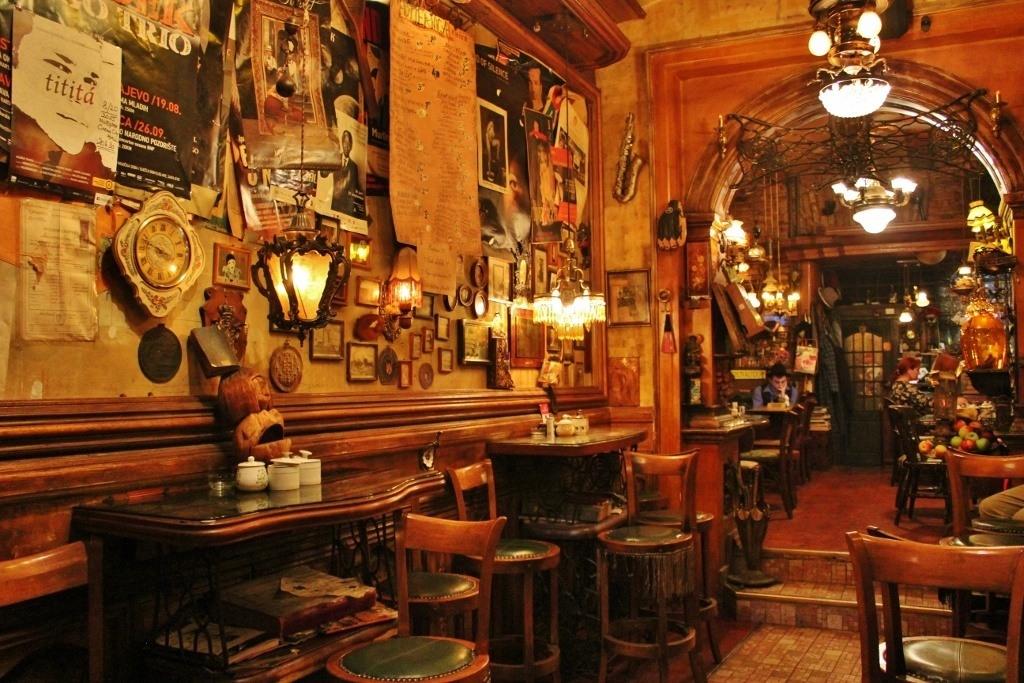 Sarajevo - kafe bar Zlatna Ribica IMG_7403-1024x683