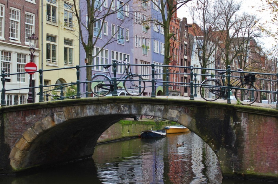 Amsterdam first impressions: Canals